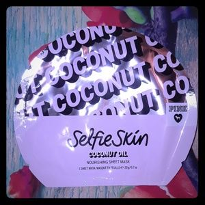 Victoria's Secret Pink Coconut Oil Face Mask